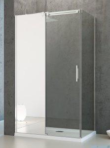 Radaway Espera KDJ Mirror kabina prysznicowa 140x90 lewa szkło przejrzyste 380134-71L/380149-01R