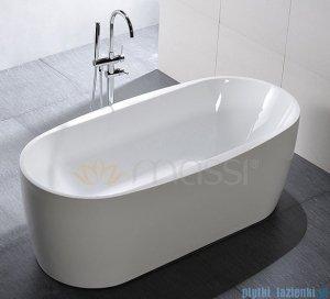 Massi Elegant 170 wanna wolnostojąca 170x80cm biała MSWA822170