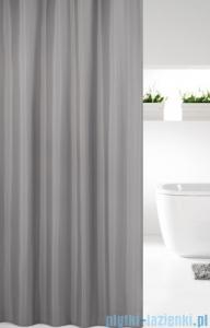 Sealskin Madeira szara zasłona prysznicowa tekstylna 120x200cm 238501114