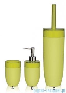 Sealskin Bloom Szczotka toaletowa Lime 361770537