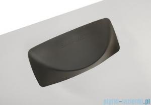 Sanplast Zagłówek żelowy - czarny 250x110 mm 661-A0029-43
