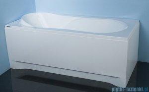 Sanplast Classic obudowa czołowa do wanny prostokątnej OWP/CLa 75cm biała 620-011-0120-01-000