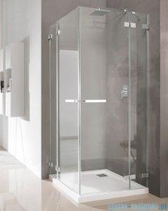 Radaway Euphoria KDD Kabina prysznicowa 100x90 szkło przejrzyste 383062-01L/383060-01R