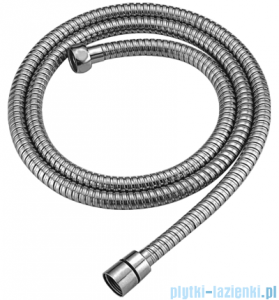 Omnires wąż prysznicowy mosiężny 175cm chrom 024