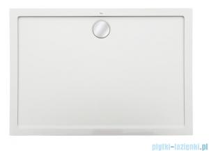 Roca Aeron brodzik prostokątny 100x80x3,5cm biały A276285100