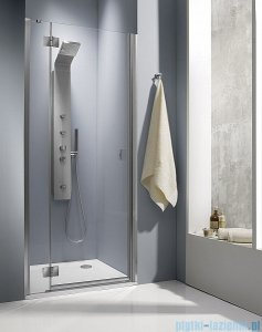 Radaway Drzwi prysznicowe Essenza DWJ 110 lewe szkło intimato 32733-01-12NL