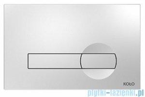 Koło Clip przycisk spłukujący do stelaża Technic GT do WC chrom 94163-002