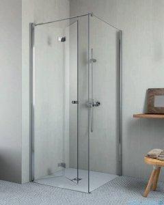 Radaway Essenza New KDJ-B kabina prysznicowa 100x90 lewa przejrzyste 385083-01-01L/384050-01-01