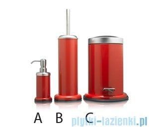 Sealskin Acero Kosz na śmieci czerwony 361732459