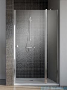Radaway Eos II DWJ Drzwi prysznicowe 80x195 prawe szkło przejrzyste 3799440-01R