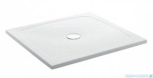Polimat Karo brodzik kwadratowy posadzkowy 80x80x1,5cm 00730