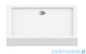 New Trendy Columbus brodzik prostokątny 120x90x14cm B-0267