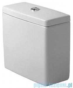 Duravit Starck 3 spłuczka system spłukiwania dual flush doprowadzenie z boku lub z tyłu 390x185 092000 00 05