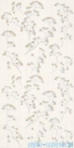 Paradyż Sorenta kwiaty C inserto ścienne 30x60