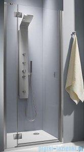 Radaway Essenza DWJ Drzwi wnękowe 100 lewe szkło grafitowe 32722-01-05NL