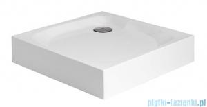 Polimat Nowy Styl 1 brodzik kwadratowy ze stelażem 80x80x5 kompakt 00609