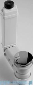 Kerasan Syfon umywalkowy z przelewem Aquatech 7530