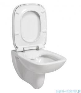 Roca Debba Rimless miska wc podwieszana biała A34699L000