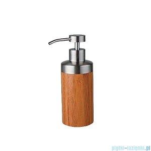 Ferro Dozownik na mydło bambusowy K04F