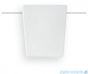 Besco Zagłówek Talia biały do wanien ZWT