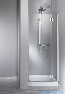 Aquaform Sol drzwi wnękowe De Luxe 80cm szkło przejrzyste prawe 06061