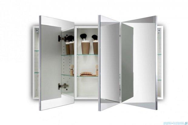 Antado Anta Szafka lustrzana 3-drzwiowa 120x15x70cm AN-120