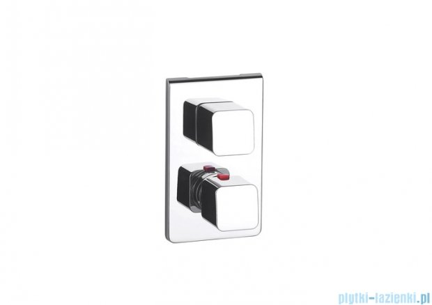 Roca Thesis Bateria wannowa-natryskowa podtynkowa z termostatem A5A2950C00