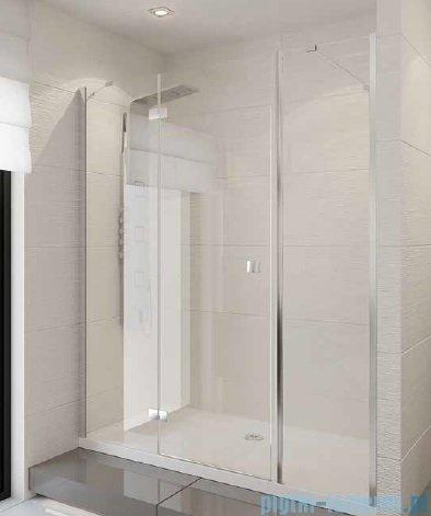 New Trendy Modena Plus drzwi prysznicowe 145cm lewe szkło przejrzyste EXK-1019/EXK-1030L