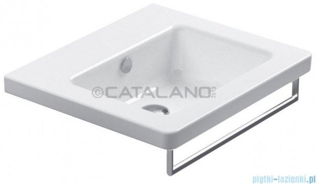 Catalano New Light umywalka wisząca 55x48 biała 155LI00