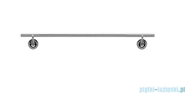 Duravit Starck 1 Wieszak kąpielowy chrom 600 mm 009731 10 00