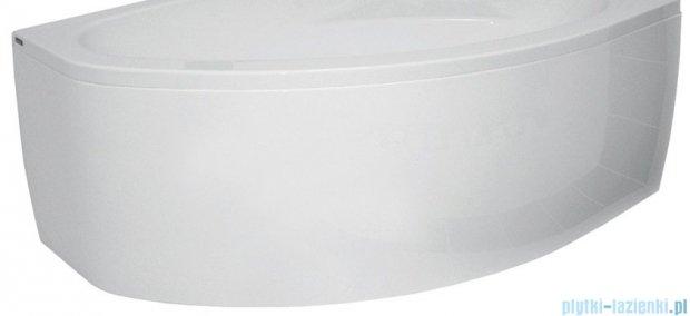 Sanplast Eko Plus obudowa do wanny asymetrycznej 85x150cm biała 620-131-0250-01-000