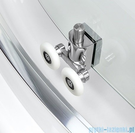 New Trendy Varia 90x80x190 cm kabina prostokątna przejrzyste K-0390
