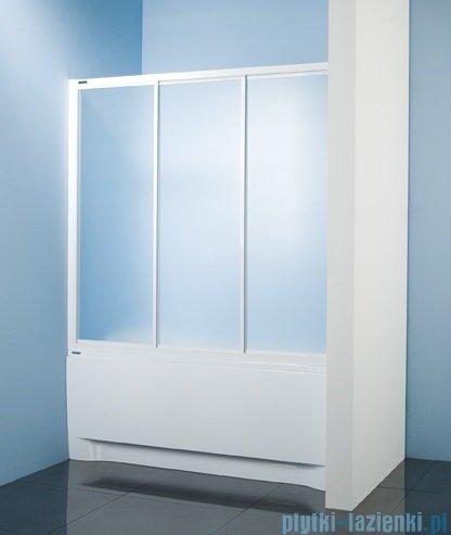 Sanplast kabina nawannowa wnękowa szkło Cora  DTr-c-W-120 polistyren 600-013-2411-01-520