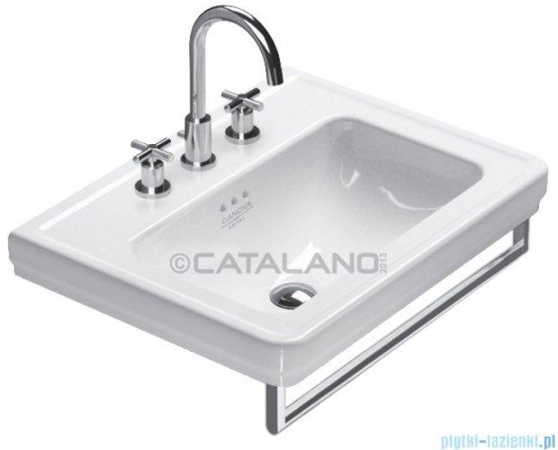 Catalano Canova Royal 60 umywalka 60x46 cm biała 160CV00