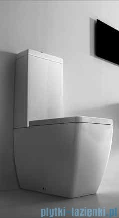 Kerasan Ego Zestaw WC kompakt (3217,3181,7509,328801)