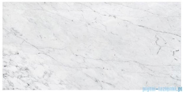 Dunin Black & White gres porcelanowy carrara white 30x60
