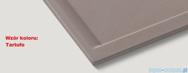 Blanco Metra 5 S  Zlewozmywak Silgranit PuraDur kolor: tartufo  bez kor. aut. 517349