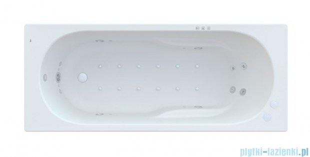 Roca Genova N wanna 170x70cm z hydromasażem Smart WaterAir Plus Opcja A24T372000