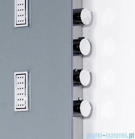 Sanplast Space Line panel prysznicowy PP/SPACE-150 31x150 cm brązowy 631-100-0030-54-000