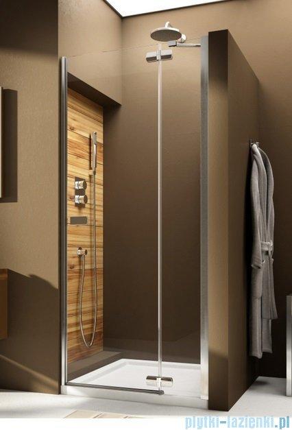 Aquaform Verra Line drzwi uchylne do wnęki prawe 80cm przejrzyste 103-09404