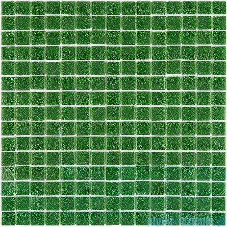 Dunin Q Series mozaika szklana 32x32 qm dark green
