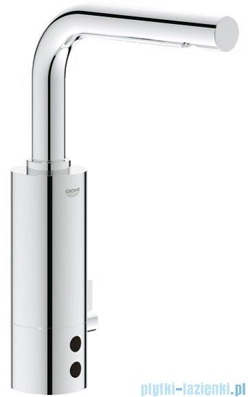 Grohe bateria umywalkowa Essence E  elektronika na podczerwień do umywalki z mieszaczem z transformatorem 230V 50 Hz 3,2VA 36091000