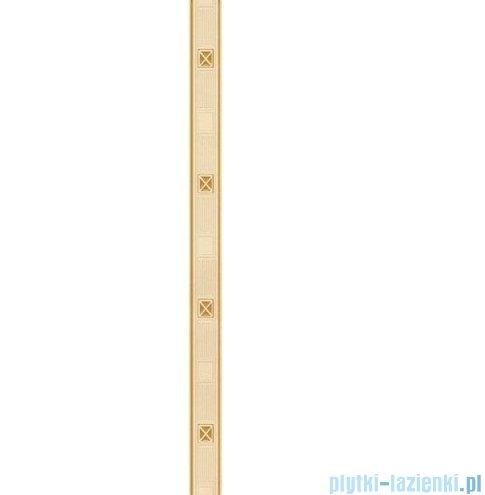 Paradyż Sabro beige listwa ścienna 4x59,5
