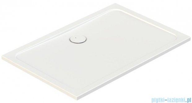 Sanplast Free Line brodzik prostokątny B/FREE 70x100x2,5cm+stelaż 615-040-4270-01-000
