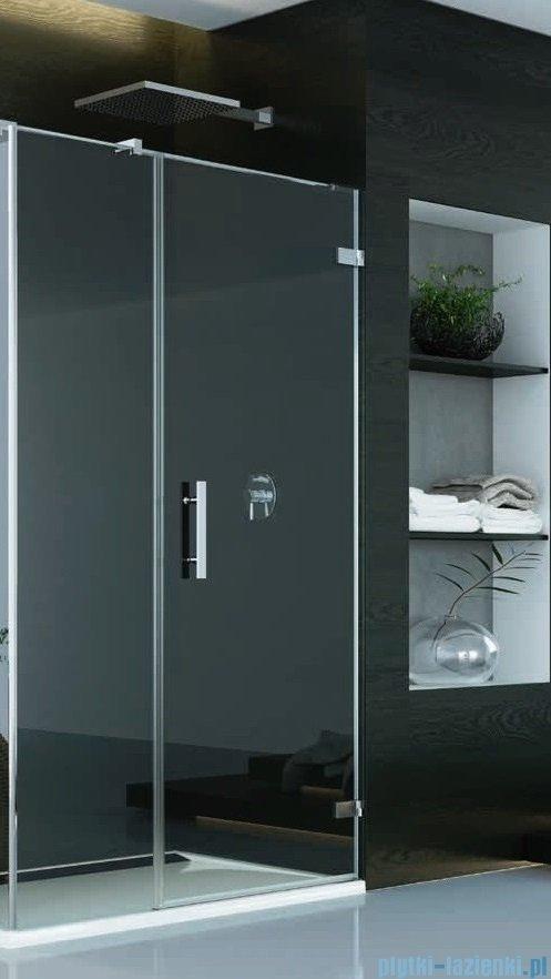 SanSwiss PUR PU31P drzwi prawe 100x200cm przejrzyste PU31PD1001007