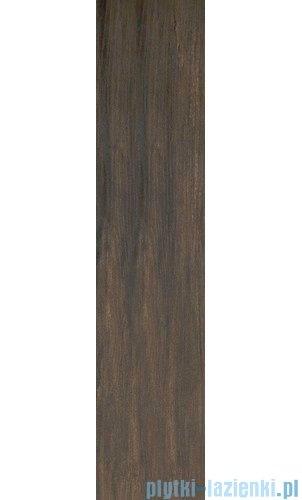 Paradyż Hasel brown płytka podłogowa 21,5x98,5