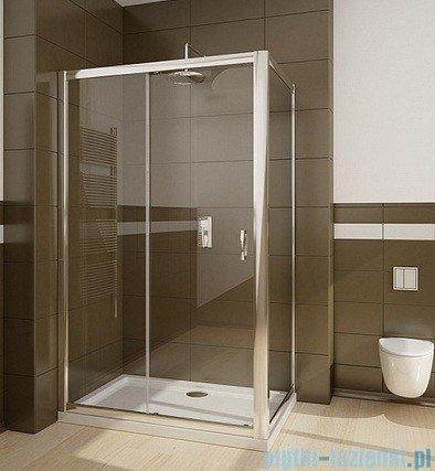 Radaway Premium Plus S Ścianka boczna 100 szkło brązowe 33423-01-08N