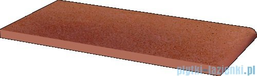 Paradyż Taurus rosa klinkier parapet 14,8x30
