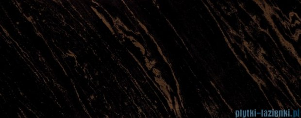 Tubądzin Larda black płytka ścienna 29,8x74,8
