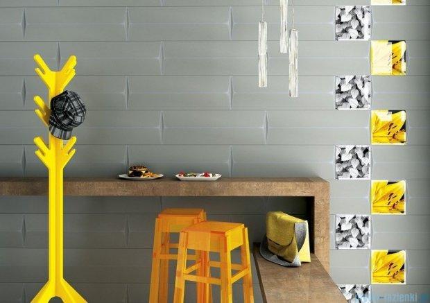 My Way uniwersalna listwa szklana grafit 2,3x75